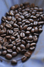 coffee, Tchibo, coffee beans