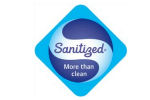 Sanitized; antimikrobiell; Textilsiegel